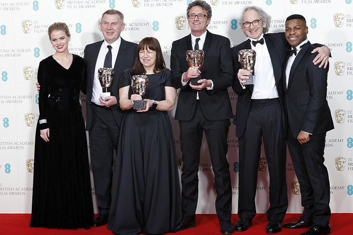 """Левиафан"" остался без награды на церемонии вручения премии BAFTA"
