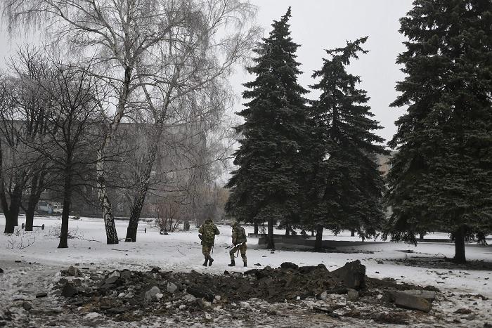 Украинские военные насчитали более 70 обстрелов своих позиций ополченцами