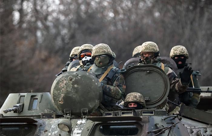 В ДНР вновь заявили о полном окружении украинских военных в Дебальцево