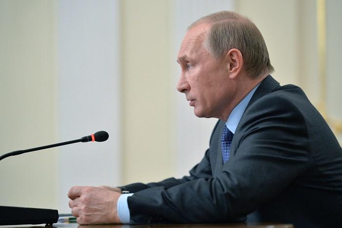 Путин возложил вину за украинский кризис на США и их союзников