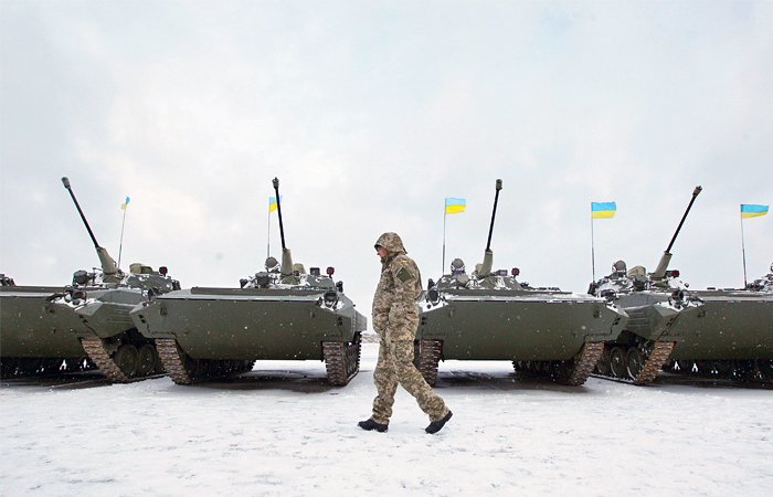 Нацгвардия Украины начала наступление под Мариуполем