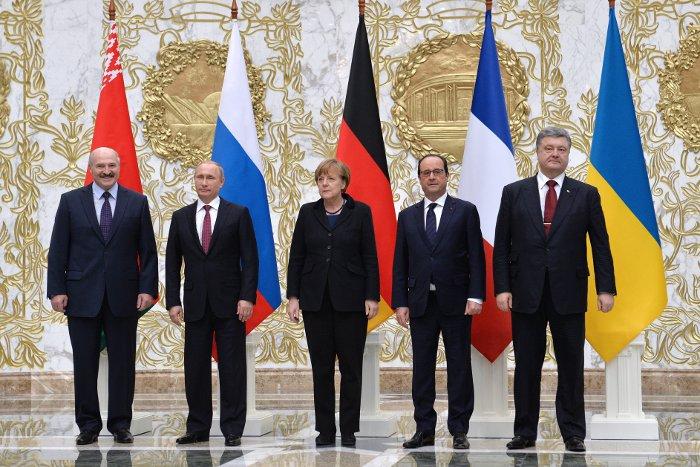"""Переговоры лидеров """"нормандской четверки"""" продлились уже более 12 часов"""