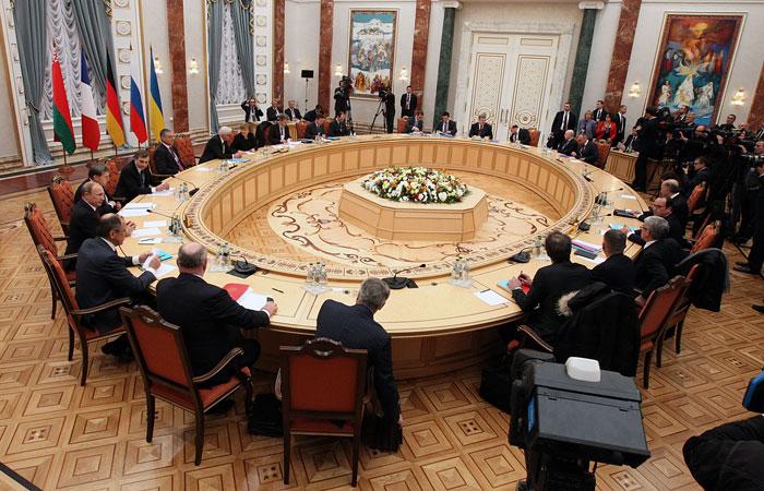 Лидеры ДНР и ЛНР отказались подписывать документ по итогам переговоров в Минске