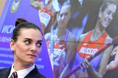 Исинбаева решила завершить карьеру после Олимпиады-2016