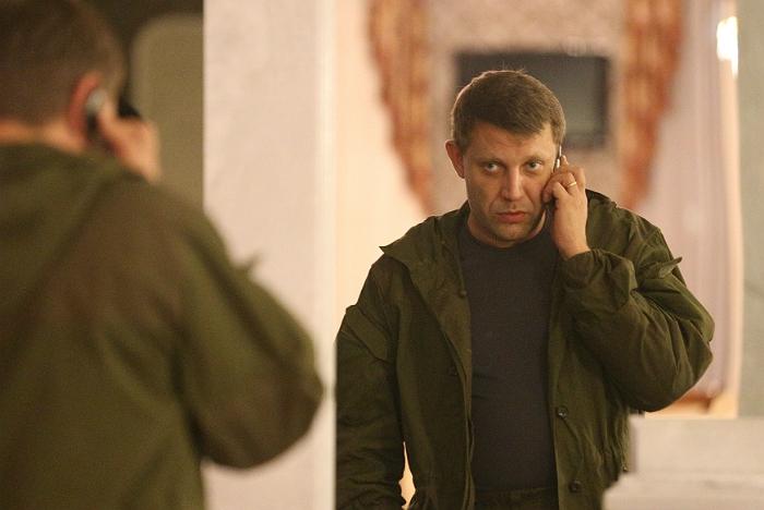 Захарченко объявил о претензиях на всю Донецкую область в случае невыполнения требований ДНР