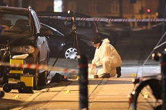 Датская полиция сообщила о стрельбе у синагоги в Копенгагене