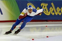 Российский конькобежец Кулижников стал чемпионом мира на дистанции 500 метров