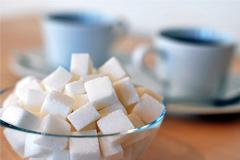 Сахар с начала года подорожал в рознице на 20%