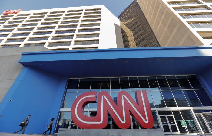 CNN подал заявку в Роскомнадзор на вещание в России