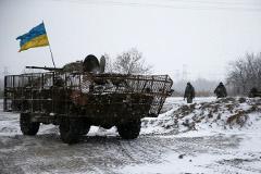 Миссия ОБСЕ получила от украинских военных предложения по решению проблемы Дебальцево