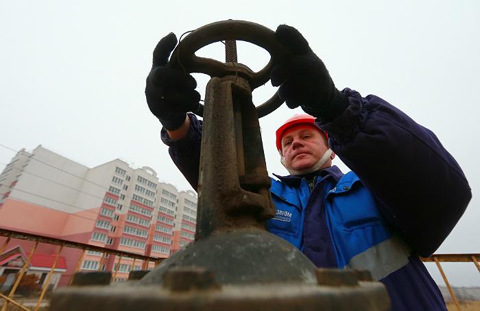 """""""Газпром"""" перевел часть украинского контракта на ГИС на границе с Луганской и Донецкой областями"""