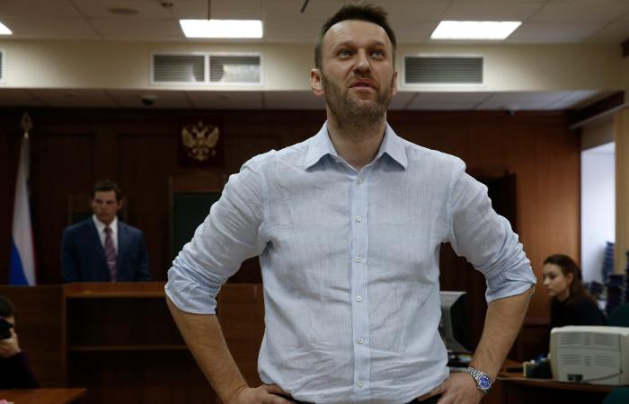 Навальный получил 15 суток за раздачу листовок в метро