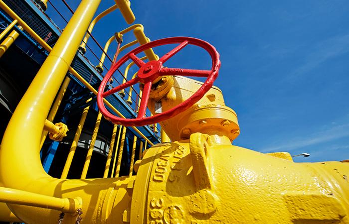 Начались поставки газа из России в ДНР и ЛНР