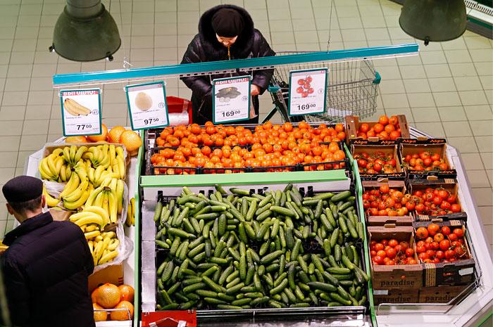 Каждый пятый россиянин начал экономить на продуктах