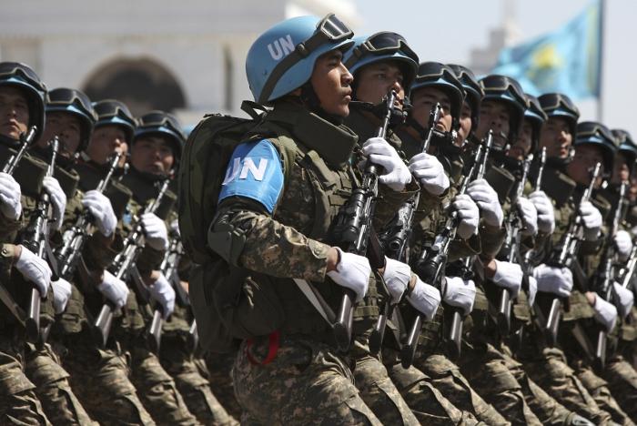 СНБО Украины выступил за введение миротворцев ООН и ЕС