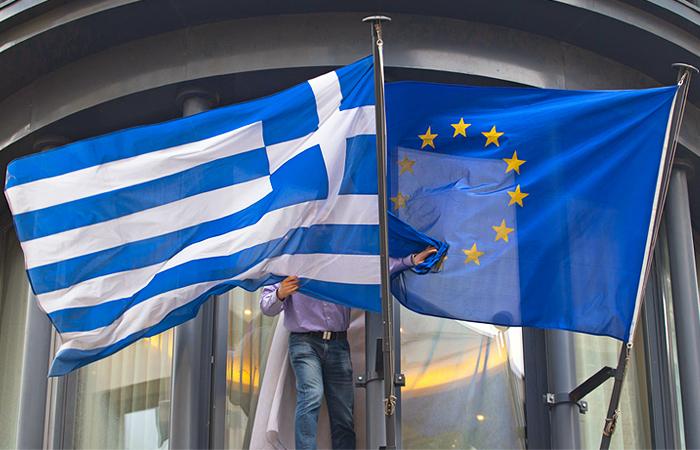 Германия и ее союзники заявили о согласии на выход Греции из еврозоны