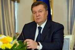 Янукович возложил ответственность за события на Украине на страны Европы