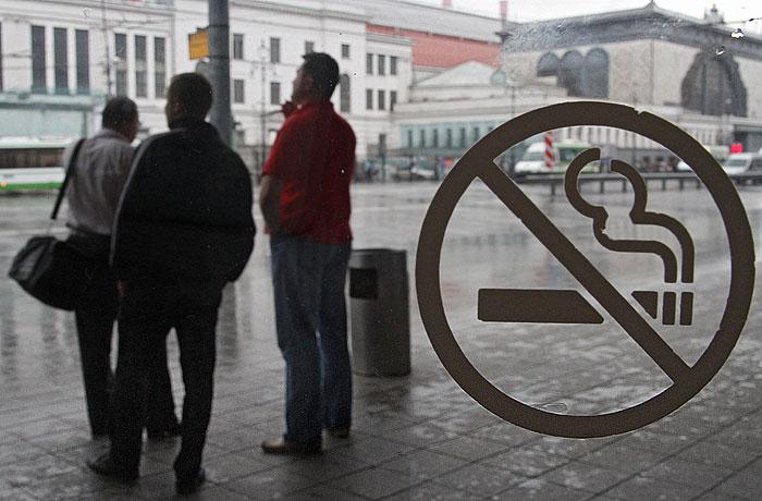В Минздраве заявили о снижении числа курильщиков в России