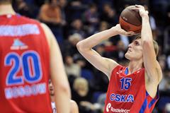 Баскетболист Андрей Кириленко снова стал игроком ЦСКА