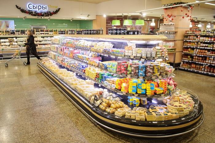 Троим эсерам объявили выговор за предложение отменить продовольственное эмбарго
