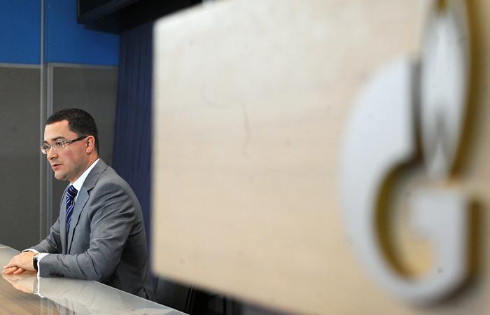 """""""Газпром"""" предложил вывести за рамки обсуждения поставки в Донбасс"""