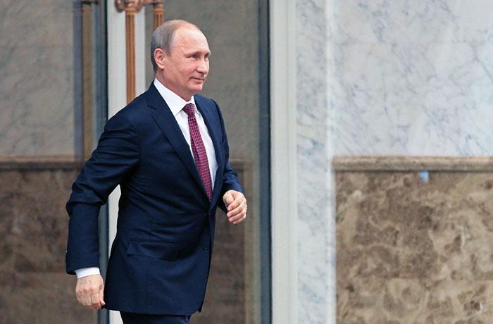 Рейтинг одобрения деятельности Путина превысил 85%