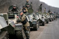 Украинские военные объявили о начале отвода артиллерии