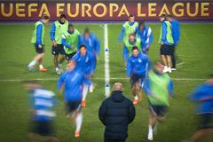 Российские клубы сыграют с итальянскими в Лиге Европы