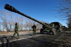 ОБСЕ подтвердила отвод вооружений обеими сторонами конфликта на Украине