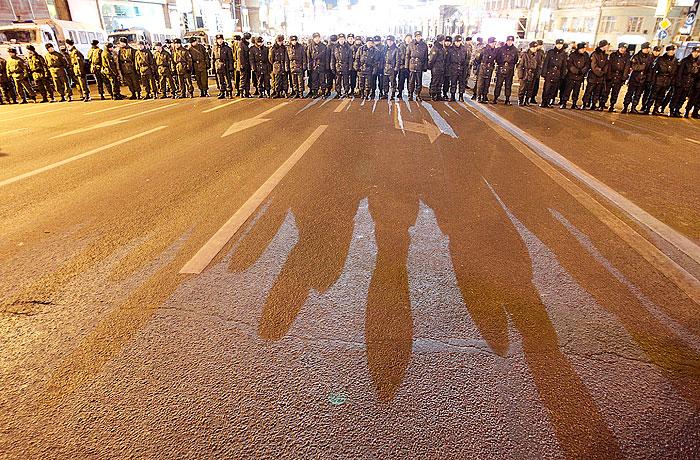 В мэрии Москвы назвали невозможной замену антикризисного марша траурной акцией