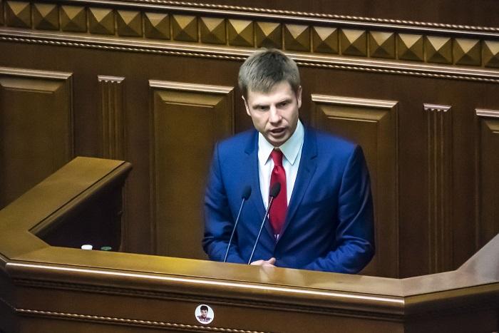 Украинского депутата Алексея Гончаренко отпустили из московского отдела полиции