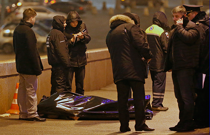 Вбивство Нємцова.