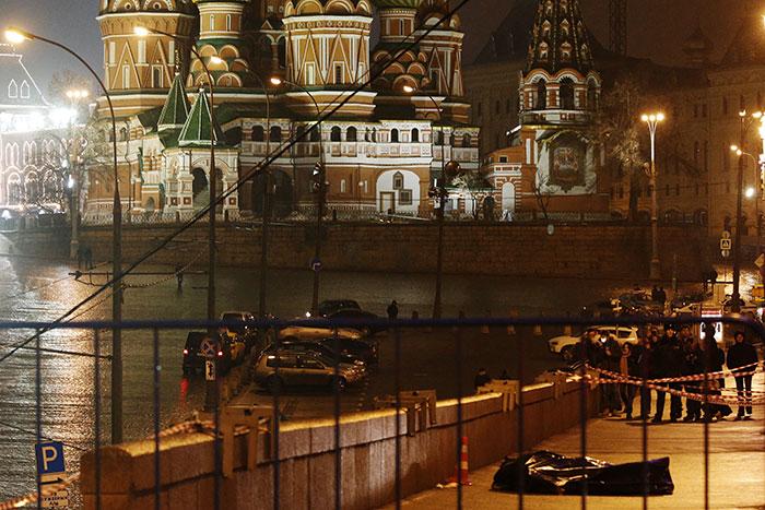 Озвучены основные версии убийства Бориса Немцова