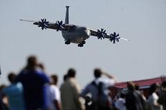 Минобороны РФ исключило российско-украинские Ан-70 из госпрограммы вооружения