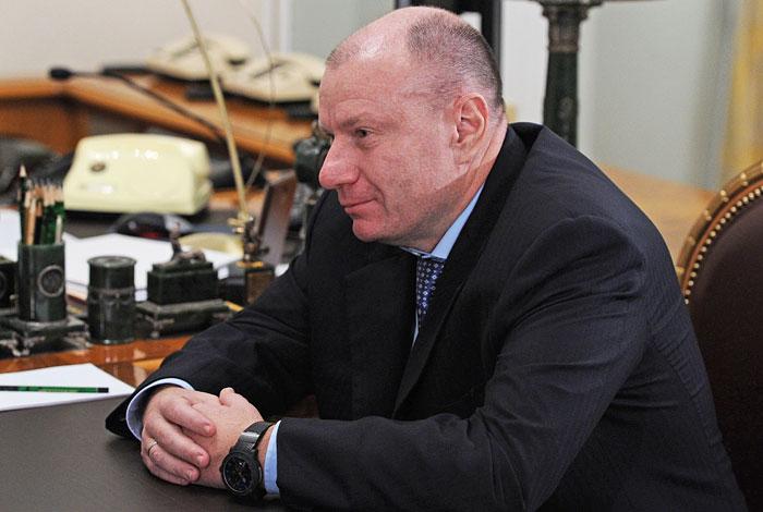 Владимир Потанин стал самым богатым россиянином в рейтинге Forbes