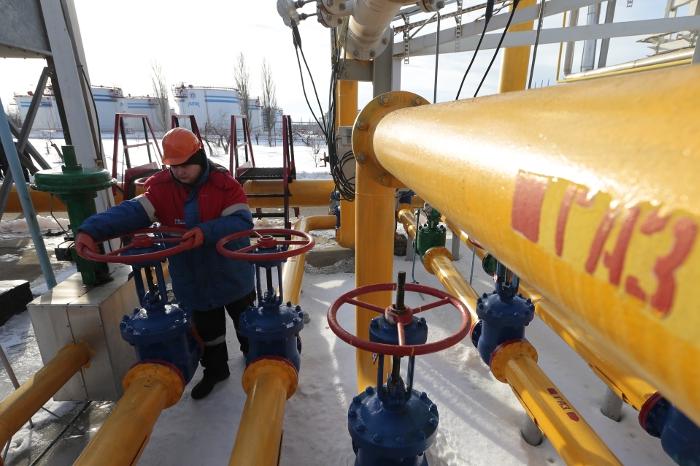 Киев заявил о достаточном до следующей зимы обеспечении газом