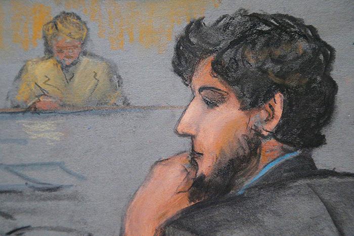 В США начался судебный процесс над Царнаевым