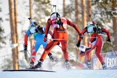 ЧМ по биатлону стартует в Финляндии