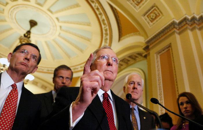 Сенат США обсудит законопроект об американо-иранских соглашениях