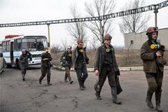 В Донецкой обладминистрации заявили об одном погибшем в аварии на шахте