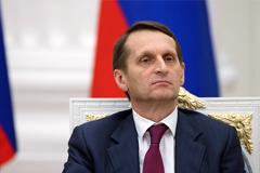 Сергей Нарышкин: мы готовы к диалогу в разных вариантах