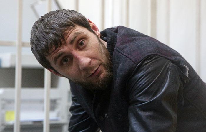 Обжалован арест подозреваемого в причастности к убийству Немцова Дадаева