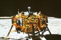 Китайский луноход обнаружил доказательства слоистого строения Луны