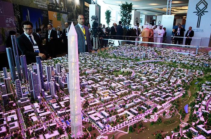 Власти Египта запланировали построить новую столицу