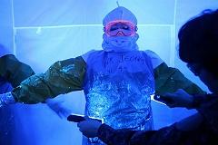 В Казахстане контактировавших с госпитализированным с подозрением на Эболу россиянином проверят медики