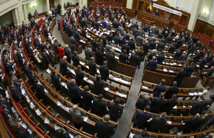 Порошенко внес в Раду законопроект о районах Донбасса с особым статусом