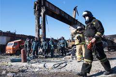 В Казани задержали объявленную в розыск по делу о пожаре в ТЦ экс-пристава