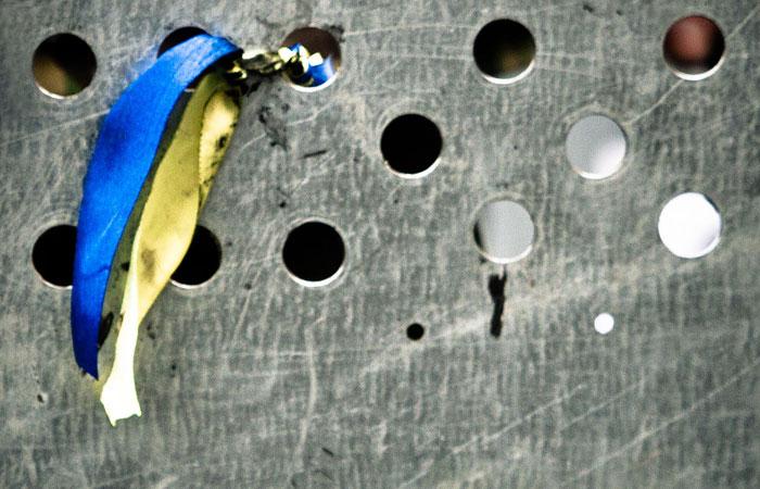 Саратовских школьников задержали на митинге в поддержку Крыма за желто-синие ленточки