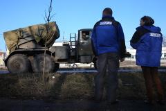 ОБСЕ уличила стороны конфликта на Украине в использовании тяжелых вооружений