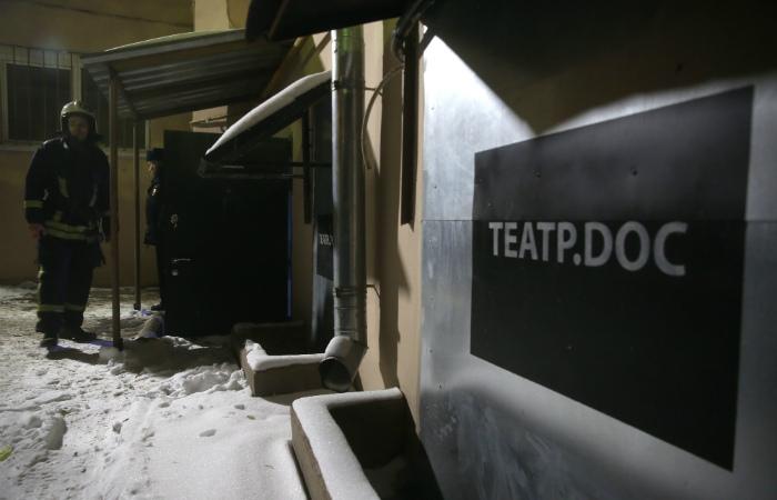 """""""Театр.doc"""" представил премьерный спектакль в новом помещении"""